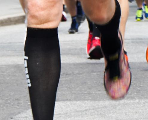 Sådan undgår du løbeskader