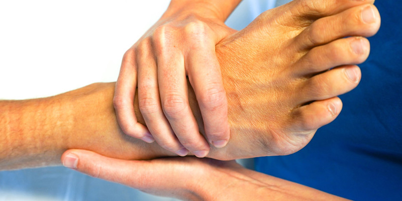 Osteopat behandling af fødder