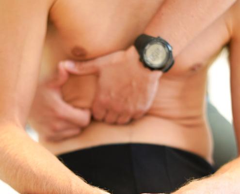 Behandling af irritabel tyktarm via osteopati og fysioterapi