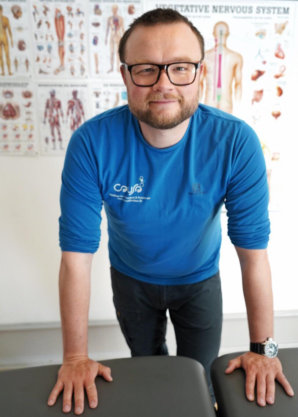 Osteopat Kim Dudek